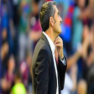 """Valverde: """"It is impossible to not depend on Messi."""""""