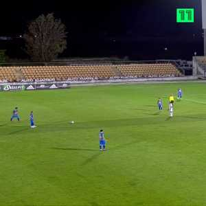 Another great goal from Portugal minor league - Tiago Morgado from Real Sport Club