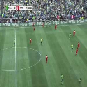 Seattle Sounders [1]-0 Toronto FC | Morrow own goal 57' | MLS Cup Final