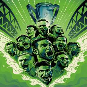 Seattle Sounders are the 2019 Major League Soccer champions!