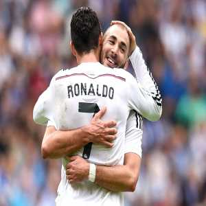 Since August 2018, Karim Benzema has made 41 goals + 13 assists in 68 games across all comps. Goal participation once every 103 mins. Cristiano Ronaldo has made 34 goals + 12 assists in 56 games. Goal participation once every 105 mins.