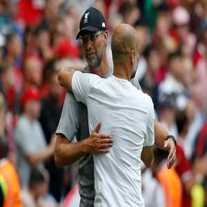 Since becoming Barcelona manager in 2008, Man City boss Pep Guardiola has lost more games against Jurgen Klopp in all competitions than he has against any other manager (7).