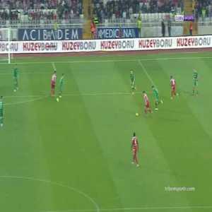 Sivasspor [1]-0 Konyaspor - Emre Kılınç (Great Goal)
