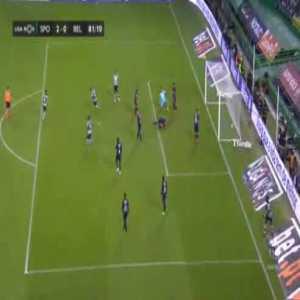 Sporting [2]-0 Belenenses - L. Vietto 81'