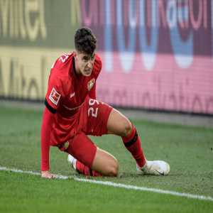 Kai Havertz will miss Germany's upcoming international fixtures due to a thigh injury