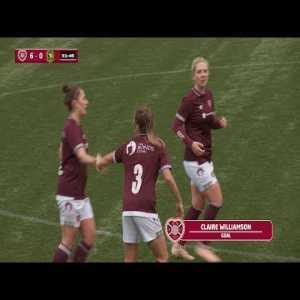 [Highlights] Hearts WFC 14-1 Hutchison Vale | SWPL2