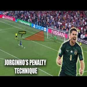 Jorgingo's penalty technique analysis