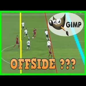 How to Determine an Offside Geometrically [GIMP] - YouTube