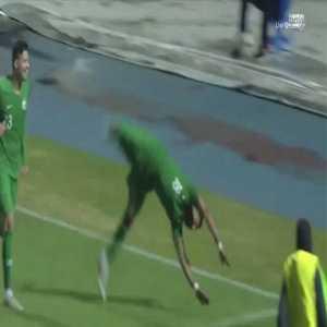 Uzbekistan 2 - [3] KSA — Salem Al-Dawsari 88' — (World Cup Qualification - AFC) nice goal