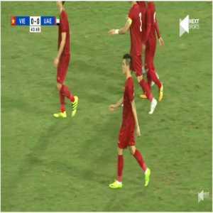 Vietnam 1-0 UAE - Nguyen Tien Linh 44'