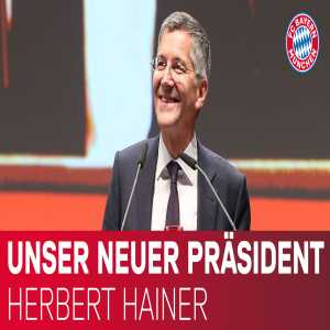 Herbert Hainer, former Adidas CEO, is the new President of FC Bayern München