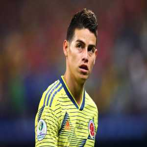 James injured in Colombia training, feared to be an ACL injury