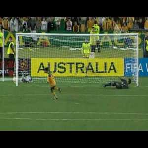 14 years today since Australia beat Uruguay on penalties to qualify for the 2006 World Cup