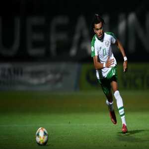 FT: Ireland Under 19s 13-0 Gibraltar