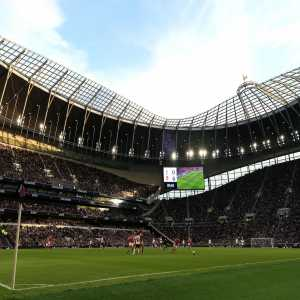 Today's official attendance of 38,262 at Tottenham Hotspur Stadium for Tottenham vs Arsenal is a new FA Women's Super League record