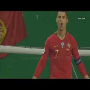 Cristiano Ronaldo Gonna Break the World Record for Most International Goals Soon