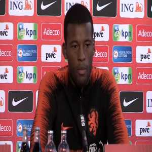 """Wijnaldum shocked by racist incident at FC Den Bosch and condemns FC Den Bosch and their manager: """"their reaction was very wrong"""" and """"as a player you're powerless, it's up to politicians to solve this societal problem"""""""