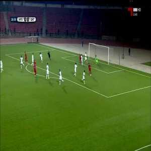 Afghanistan 0–0 Qatar – Saad Al Sheeb (Qatar) penalty save – AFC WC 2022 Qualifiers