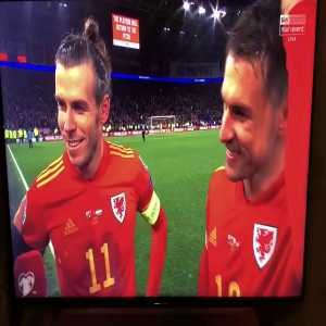 Funny Bale interview with Ramsey
