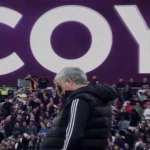 West Ham video for Mourinho regarding upcoming match