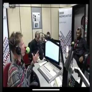"Allan Saint-Maximin on BBC Radio Newcastle ""I don't give a fuck if I don't score, as long as the team wins"""