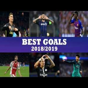 Best Goals Champions League 2018/2019