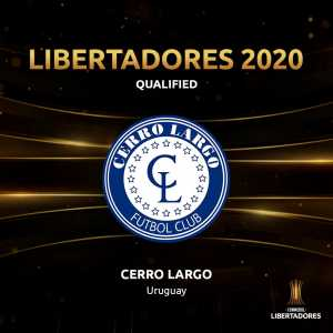 Cerro Largo have qualified for their first ever Copa Libertadores