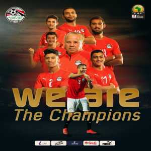 Egypt U-23 crowned Champions of Africa!