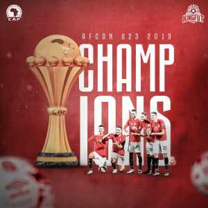Egypt wins the U23AFCON for the first time ever