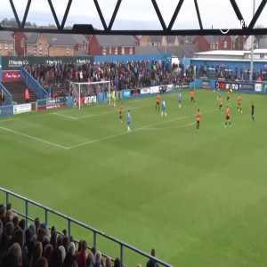 Barrow 2-0 Barnet - John Rooney Great Goal 30'