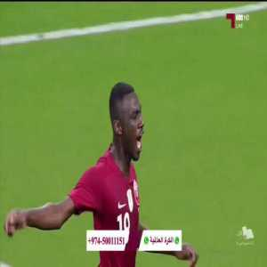 Qatar [2] - 0 UAE - Akram Afif 28' - Arabian Gulf Cup