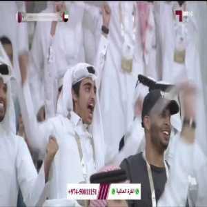 Qatar [3] - 1 UAE - Hassan Al-Haydos 52' - Arabian Gulf Cup