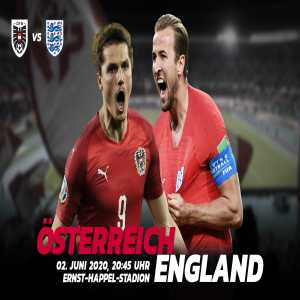 Austria to face England in a friendly on june 2nd