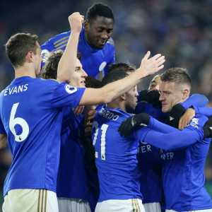 Leicester City have won 8 games in row in all competitions, their U23 side have also won 7 games in a row
