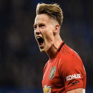 Manchester United have never lost vs. a 'big six' side when Scott McTominay has started: P8 - W5 - D3 - L0
