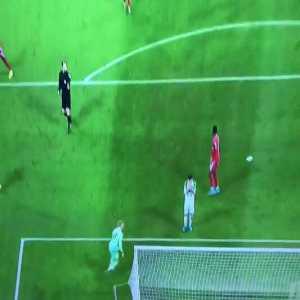 Marco Richter (Augsburg) awful miss vs. Mainz