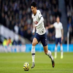 Tottenham's Son Heung-min has been directly involved in 15 goals in his 15 appearances at the Tottenham Hotspur Stadium in all competitions, more than any other player (9 goals, 6 assists)