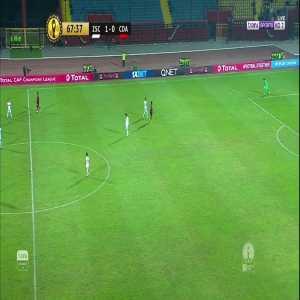 Zamalek [2] - 0 CD Primeiro de Agosto - Achraf Bencharki