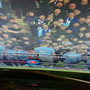 City fans mocking the Munich Air disaster last night.