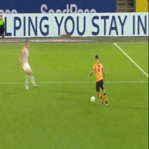 Hull City [2] - 1 Stoke City - Jarrod Bowen