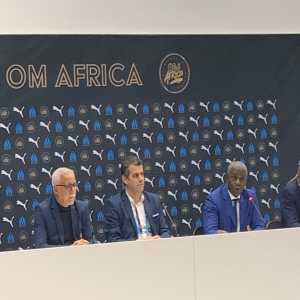 Olympique de Marseille announces partnership with senegalese club Diambars