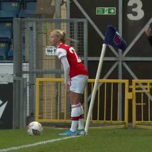 Reading Women 0-2 Arsenal Women - Little (good team goal)