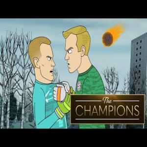 The Champions: Goalkeepers need to save Earth from a meteor.