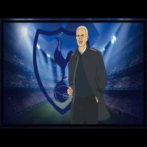 [Tifo Football] An Early Look At Mourinho's Tottenham Tactics