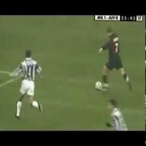 18 years ago today Shevchenko scored this goal against Juventus