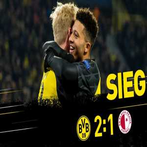 Borussia Dortmund has qualified for the Champions League Round of 16