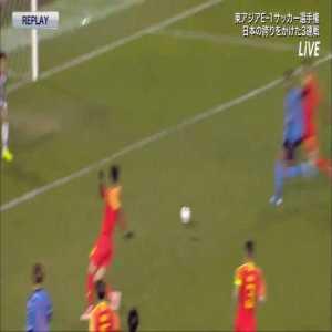 China 0-1 Japan - Musashi Suzuki 29' (EAFF E-1 Championship)