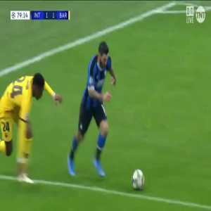 Inter Milan denied for the third time due to offsides