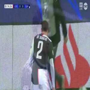 Bayer Leverkusen 0-1 Juventus - Ronaldo 75'
