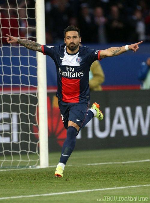 Ezequiel Lavezzi has announced his retirement. Grazie Pocho 💙❤💙